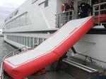 船舶排水滑梯