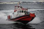 专业消防船
