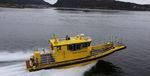 专业搜救船