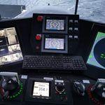 船用操纵面板 / 船舶 / 用于游艇 / 发动机