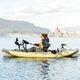 平台式皮划艇 / 充气 / 钓鱼 / 单人