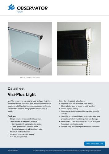 Visi-Plus Light