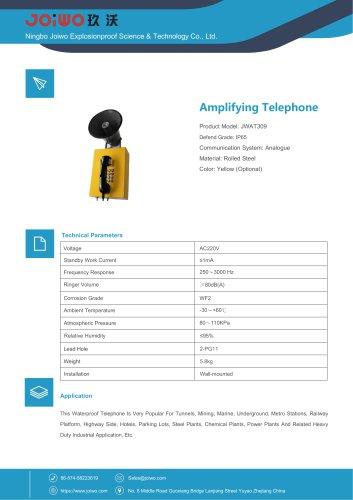 weather-resistance IP66 telephone