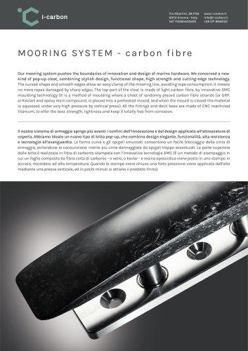 MOORING SYSTEM-carbon