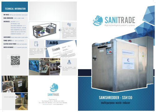 SANISHREDDER SSH130