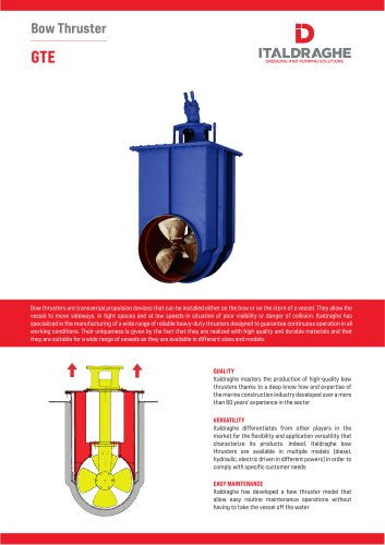 BOW THRUSTER_GTE