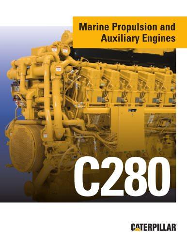 Brochure+-+Cat+C280+Marine+Engines