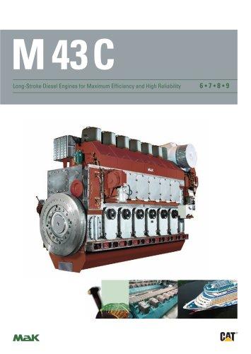 Brochure - MaK M 43 C