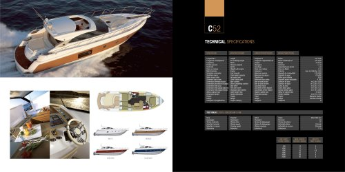 C52 - Technical specifications