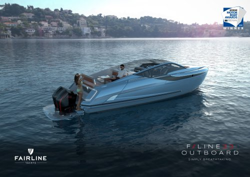 F // LINE 33 OUTBOARD