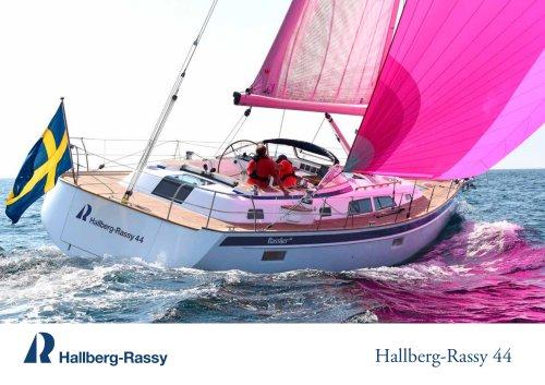 Hallberg-Rassy 44