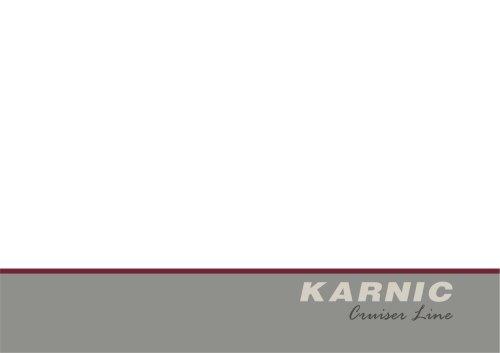 Karnic Cruiser Line Brochure