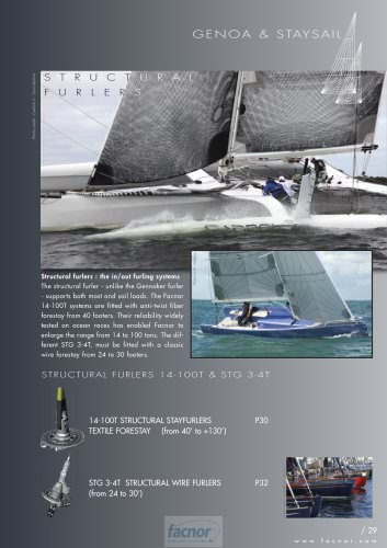 Structural furler_Fiber - Commercial Brochure