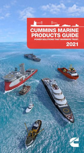 2021 Marine Products Guide