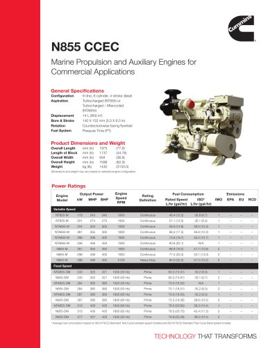 N855 CCEC