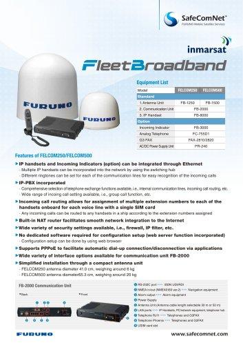 FELCOM250/FELCOM500