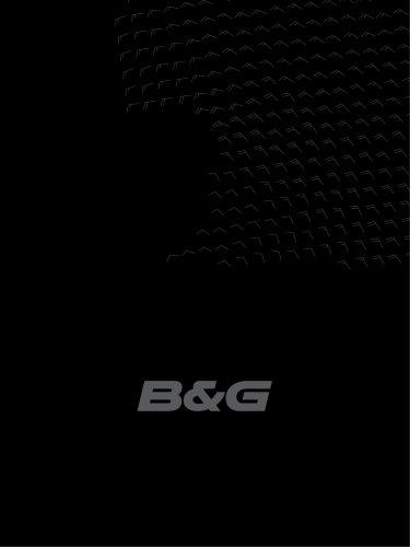 2011 B&G Catalog - English AMER