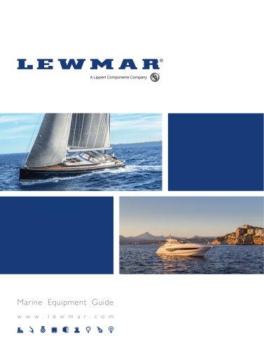 Lewmar Catalogue 2020