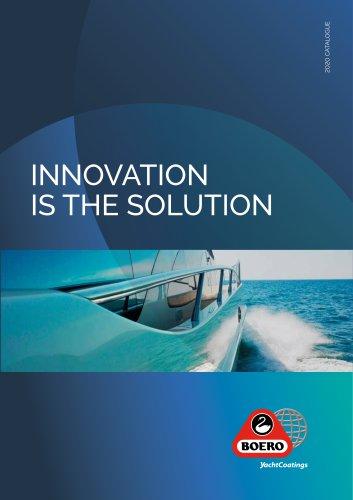 Boero YachtCoatings Catalogue 2020