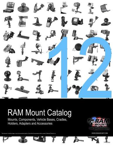 RAM Universal Mount Catalog