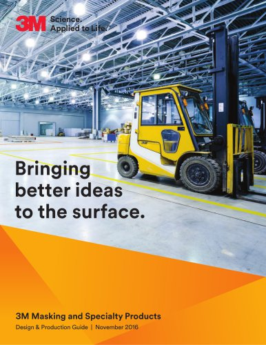 3M™ Masking and Surface Protection Products