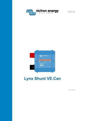 Lynx Shunt VE.Can
