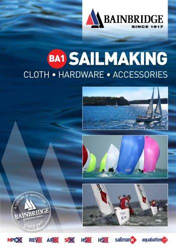 BA1 Sailmaking