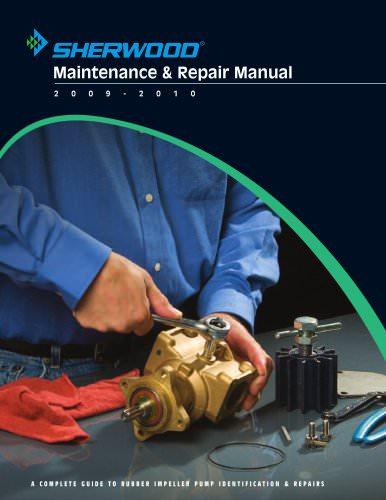 Sherwood Maintenance and Repair Manual
