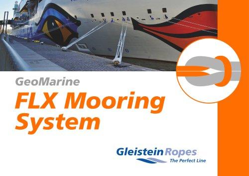 GeoMarine FLX Mooring System