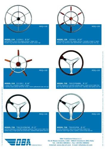 Steering Wheels Model 2