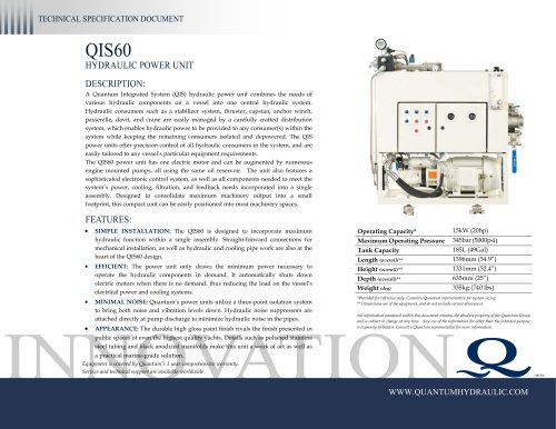 Quantum HPU QIS60