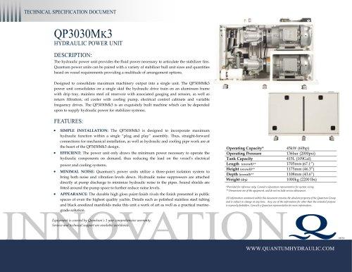 Quantum HPU QP3030Mk3