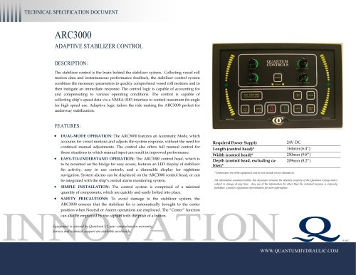 QuantumControlARC3000.pdf