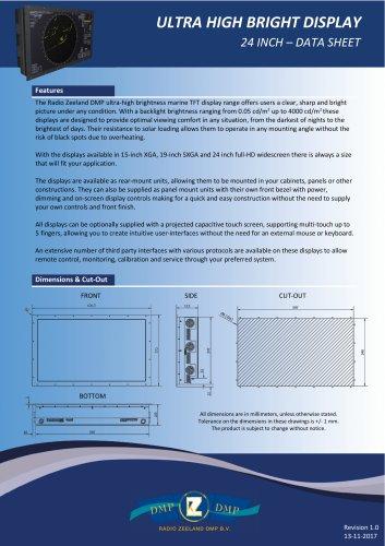 Ultra-High bright screens