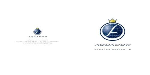Aquador brochure 2009