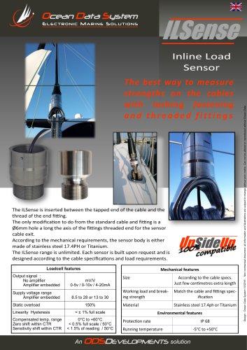 ILSense - Load sensor for threaded end fittings