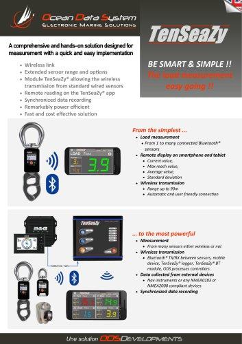 TENSEAZY Wireless Solution