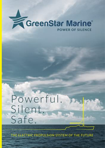 Greenstar Marine Product Range