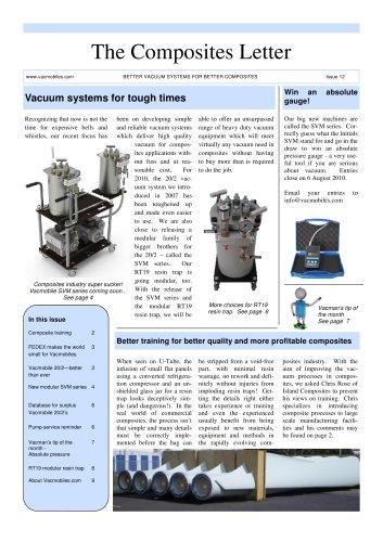 Composites Newsletter No.12