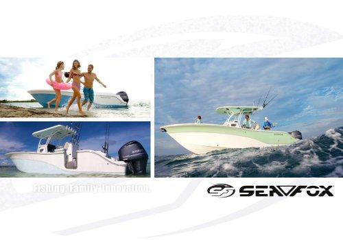 2016 Sea Fox Catalog