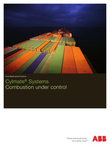 Cylmate Systems Combustion under control