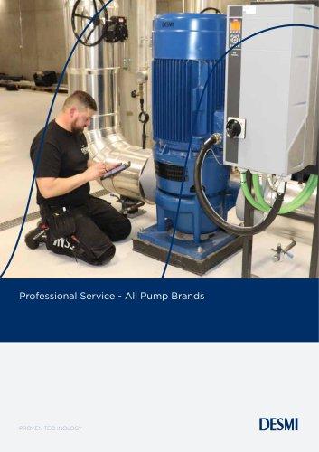 Professional Service - All Pump Brands