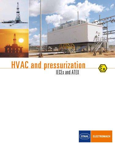 HVAC and pressurization