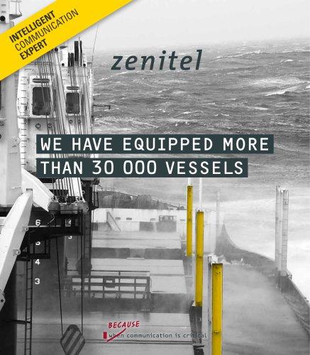 Zenitel Maritime Company brochure