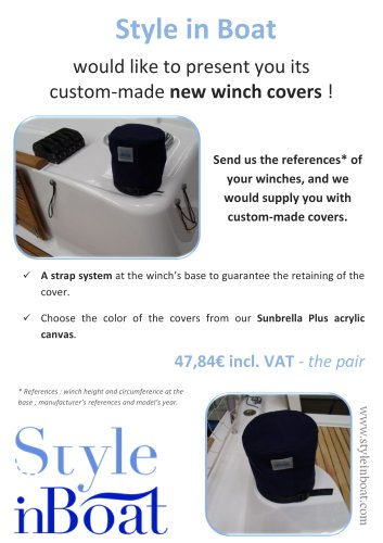 Style in Boat Winch Covers