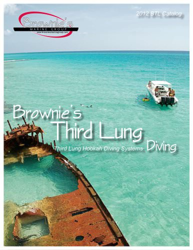 BMG Third Lung Product Catalog