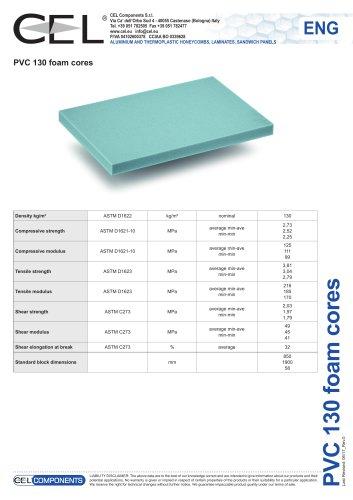 PVC Foam 130