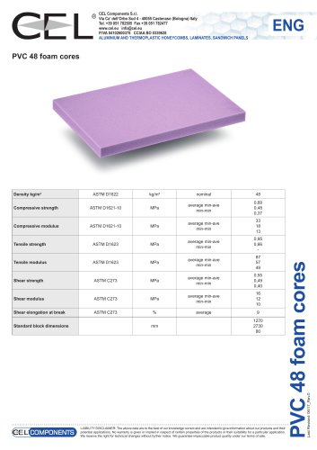 PVC foam 48
