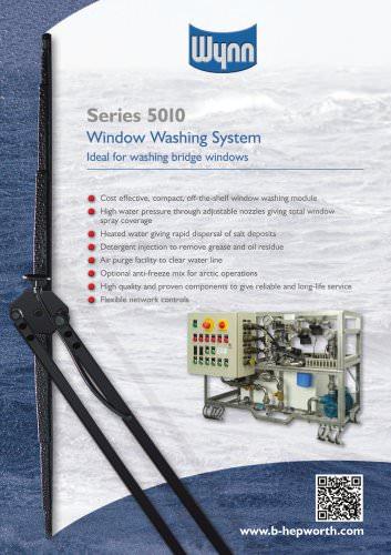 Series 5010 Window Washing System Leaflet pdf