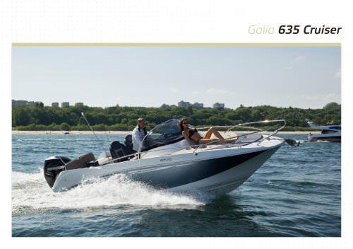 Model brochure:Galia 635